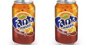 Agencia de Publicidad: Fanta Mezzo (Naranja + Cola)