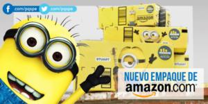 Agencia de Publicidad: Nuevo Packaging de Amazon