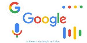 La nueva imagen de Google en un vídeo corporativo